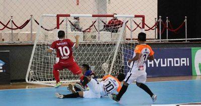 Afemec ganó invicto su serie y anunciaron cambios en próxima Libertadores