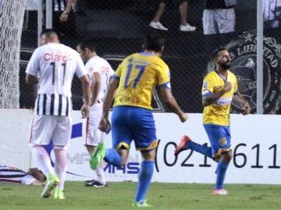 Deportivo Capiatá frena a Libertad en la Huerta