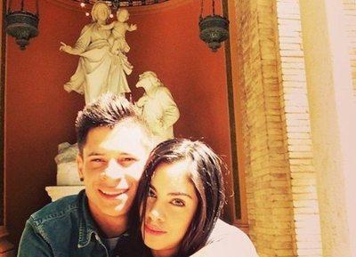 Iturbe y Guadalupe se casan en junio