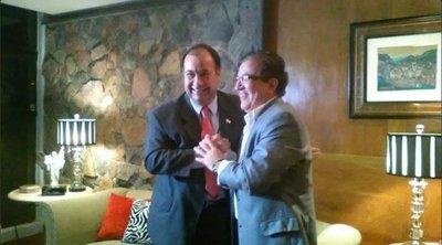 Afara estaría apoyando candidatura de Marito, según Nicanor