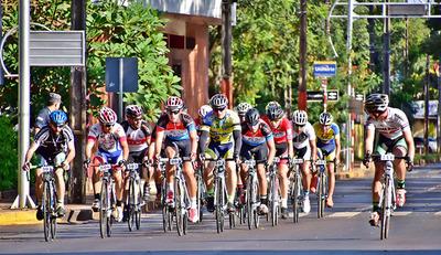 Domingo a puro ciclismo