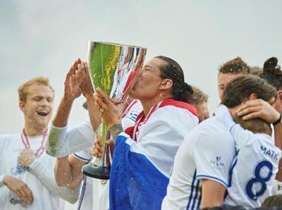 Copenhague, otra vez campeón en Dinamarca