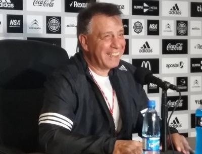 Ever Almeida: 'Azcona es la única duda'
