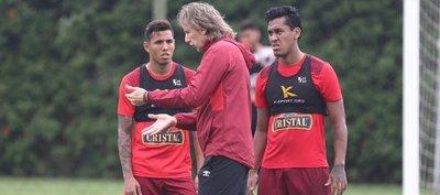 Perú, con 4, prepara sus amistosos ante Paraguay y Jamaica