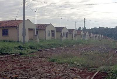 Viviendas construidas por   Senavitat son rapiñadas