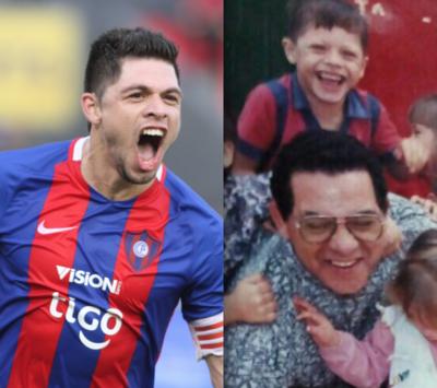 La influencia cerrista en Rodrigo Rojas