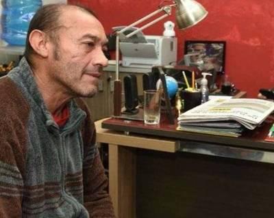 """Cuidacoches borracho en debate radial: """"El líder solamente es Jesús"""""""