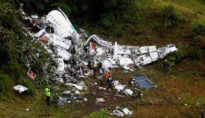 Seguro del avión de Chapecoense sí estaba vigente