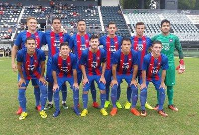 Sub 19: Cerro gana el clásico y sigue líder