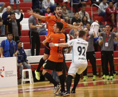 Cerro Porteño cede el título continental