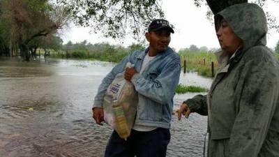 Ñeembucú: 7000 Familias afectadas por las inundaciones.