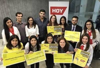 Derecho UNA: Campaña sobre derechos sucesorios culmina con éxito