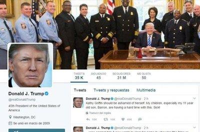 El Papa y Trump, los líderes más seguidos en Twitter