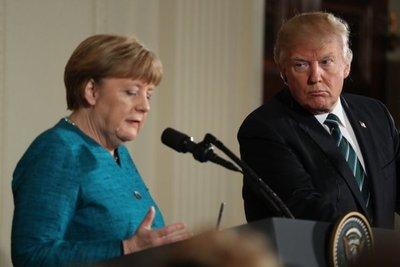 Trump critica a Alemania y escala la tensión