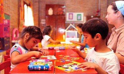 Unos 2,7 millones de niños viven acogidos en instituciones