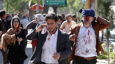 """Papa expresó su pésame por el """"brutal acto de violencia"""""""