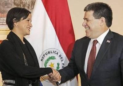 Primera vez en la historia del país: Lea Giménez es la ministra de Hacienda