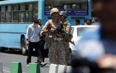 Estado Islámico ataca capital de Irán