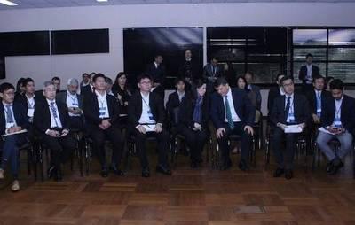 Yokohama quiere exportar cubiertas desde Paraguay y  otros nipones 'nos echan ojos'