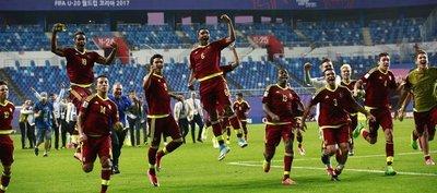 Venezuela hace historia y llega a la final del Mundial Sub 20