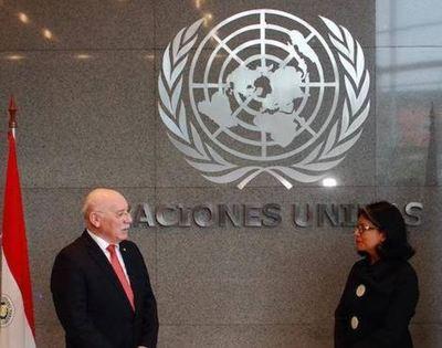Inauguran oficinas de la ONU en Asunción