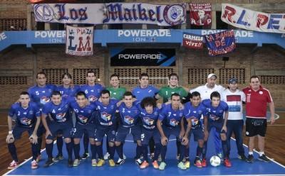 Tembetary lidera Premium de Futsal en forma parcial tras incidentes