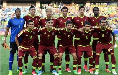 Venezuela es vicecampeón mundial en Sub 20 de