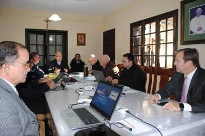 EBY: presentan preacuerdo a los obispos