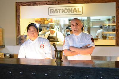 Inauguran local gastronómico con presencia de Chef internacional