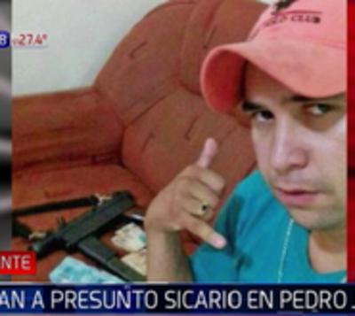 Acribillan a presunto sicario de 19 tiros en Pedro Juan Caballero