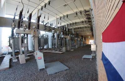 ANDE habilitó nueva subestación de 66 kV