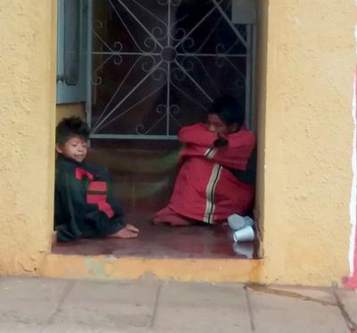 """SNNA ya asistió a unos 102 niños en """"operativo invierno"""""""