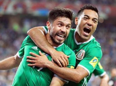 México consigue su primera victoria