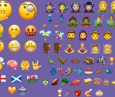 56 nuevos emojis que están por llegar