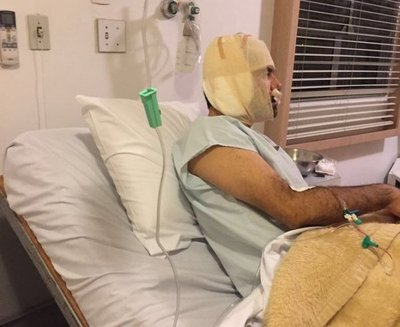 Octava cirugía para diputado