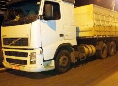 """Incautan 22.000 kilos de """"macoña"""" en el Brasil"""