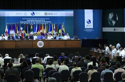 OEA, sin resolución sobre Venezuela