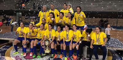 A menos de un mes del inicio de la Libertadores femenina