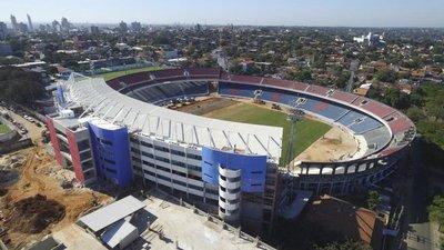 Hinchas de popular club construyen su estadio
