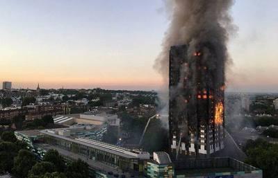 Canción que homenajea a víctimas del   incendio en Londres ya es un éxito