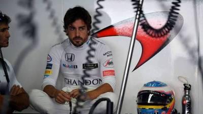 Alonso, penalizado, saldrá último en Bakú