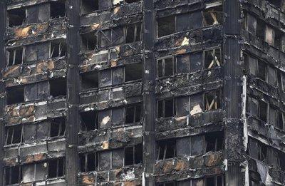 Londres: incendio que dejó 79 muertos empezó en una heladera