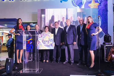 Firma celebra 50 años de vida institucional exitosa