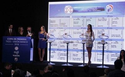 El lunes se realizará el sorteo del fixture del Torneo Clausura 2017