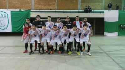 La Furia de Villeta arrasa en Futsal y ganó al codicioso Santa María