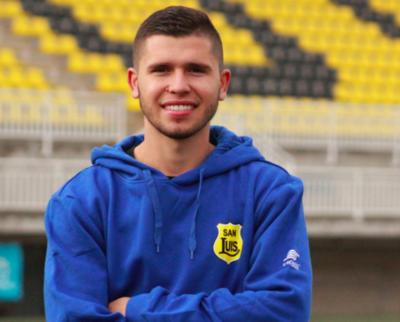 Mauro Caballero se muda de club en Chile