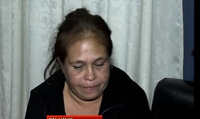 Mujer da versiones diferentes sobre crimen de su pareja