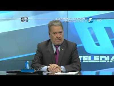 Oscar Acosta responde a las declaraciones de Horacio Cartes