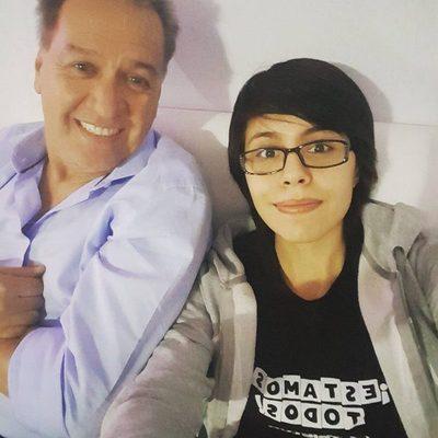 """""""Cartes no te tengo miedo"""", dijo la hija de Menchi y Óscar"""