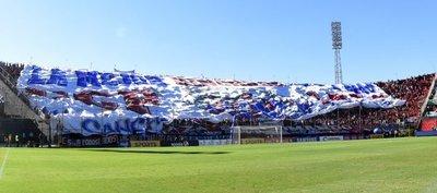 Inminente suspensión de la hinchada organizada de Cerro Porteño